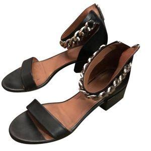 Givenchy Chain Sandal